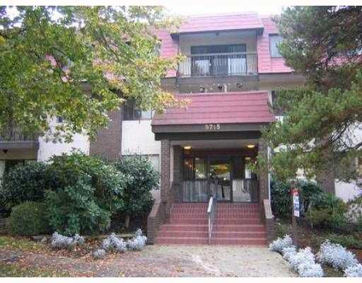 """Main Photo: 304 5715 JERSEY Avenue in Burnaby: Central Park BS Condo for sale in """"CAMERAY GARDENS"""" (Burnaby South)  : MLS®# V674444"""