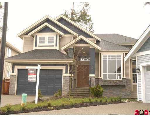 Main Photo: 6061 164A Street in Surrey: Cloverdale BC House for sale (Cloverdale)  : MLS®# F2703238