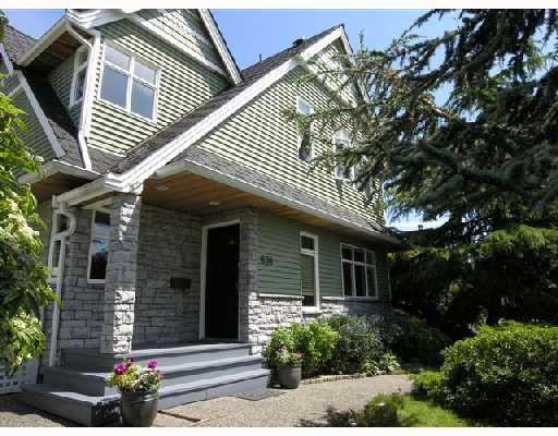 Main Photo: 638 E 7TH Street in North_Vancouver: Queensbury House for sale (North Vancouver)  : MLS®# V653945