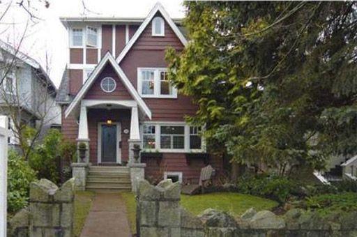 Main Photo: 3826 W 23RD AV in Vancouver: House for sale : MLS®# V869728