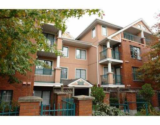 """Main Photo: 402 929 W 16TH Avenue in Vancouver: Fairview VW Condo for sale in """"OAKVIEW GARDEN"""" (Vancouver West)  : MLS®# V692011"""