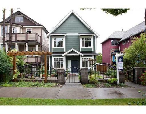 Main Photo: 1783 E 15TH AV Vancouver in Vancouver: Condo for sale : MLS®# V900671