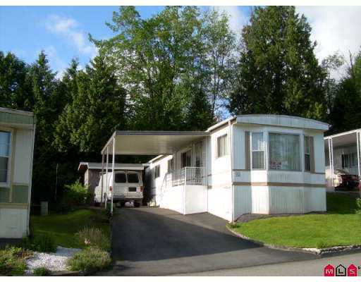 "Main Photo: 22 8220 KING GEORGE Highway in Surrey: Bridgeview Manufactured Home for sale in ""CRESTWAY BAYS"" (North Surrey)  : MLS®# F2712088"