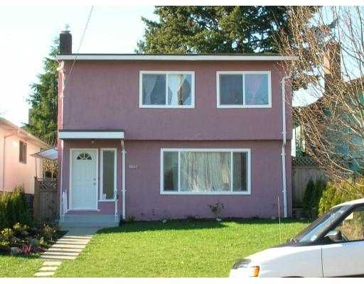 Main Photo: 8017 COLUMBIA ST in Vancouver: Marpole House for sale (Vancouver West)  : MLS®# V574984
