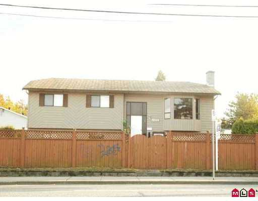 "Main Photo: 12984 64TH Avenue in Surrey: Panorama Ridge House for sale in ""Panorama Ridge"" : MLS®# F2724411"