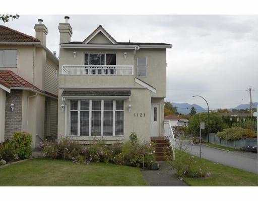 Main Photo: 1121 E 27TH Avenue in Vancouver: Knight House for sale (Vancouver East)  : MLS®# V672910