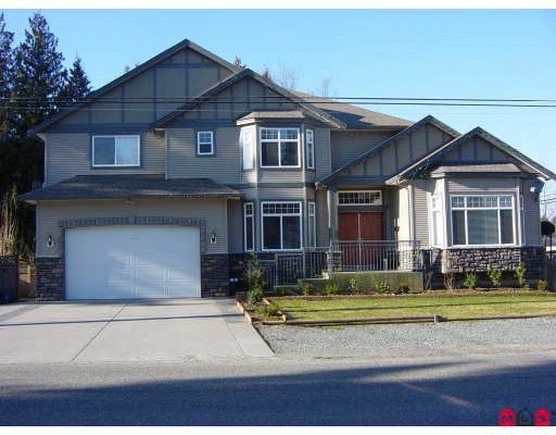 Main Photo: 31794 PEARDONVILLE Road in Abbotsford: Abbotsford West House for sale : MLS®# F2801730