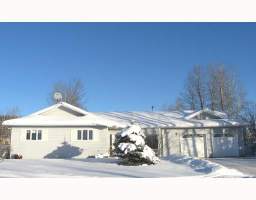 Main Photo: 4816 MCLEOD Road in Fort_Nelson: Fort Nelson -Town House for sale (Fort Nelson (Zone 64))  : MLS®# N178989