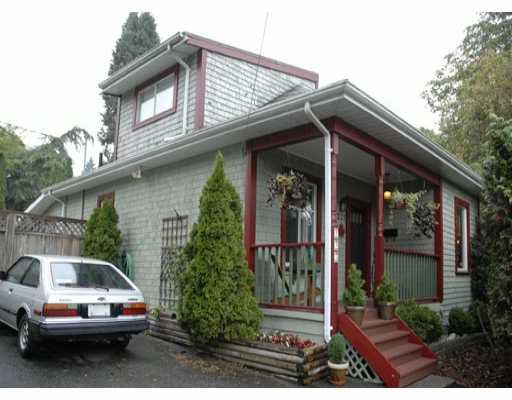 Main Photo: 223 MANITOBA Street in New Westminster: Queens Park House for sale : MLS®# V629915