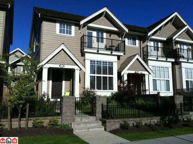 Main Photo:  in Surrey: Morgan Creek Condo for sale (South Surrey White Rock)  : MLS®# F1117048
