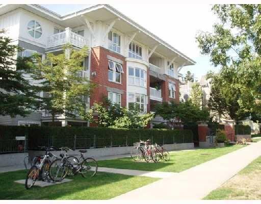 Main Photo: # 405 1868 W 5TH AV in Vancouver: Kitsilano Condo for sale (Vancouver West)  : MLS®# V728169