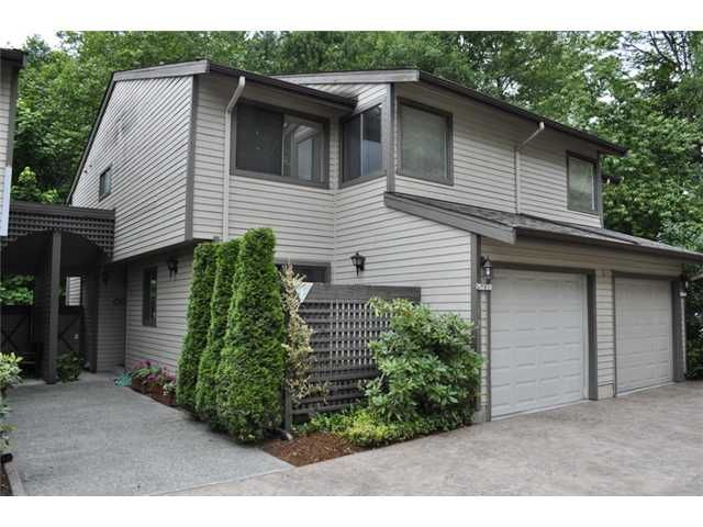 Main Photo: 5719 Mayview Circle in Burnaby: Burnaby Lake Townhouse for sale (Burnaby South)  : MLS®# V903461