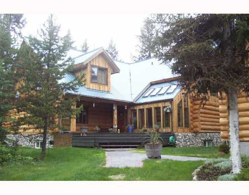 """Main Photo: 14350 FRANKFORD Road in Prince_George: Miworth House for sale in """"MIWORTH"""" (PG Rural West (Zone 77))  : MLS®# N176523"""