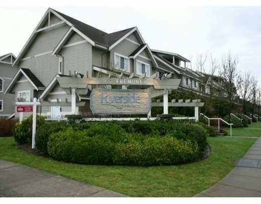 """Main Photo: 35 2927 FREMONT Street in Port_Coquitlam: Riverwood Townhouse for sale in """"RIVERSIDE TERRACE"""" (Port Coquitlam)  : MLS®# V676003"""