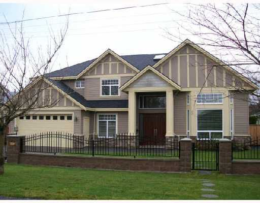 Main Photo: 8051 DALEMORE Road in Richmond: Seafair House for sale : MLS®# V684063