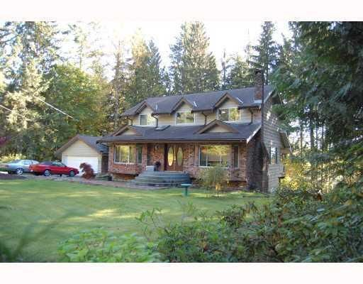 Main Photo: 12470 BLUE MOUNTAIN CR in Maple Ridge: House for sale : MLS®# V741898