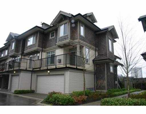 Main Photo: 27 6233 BIRCH ST in Richmond: McLennan North Townhouse for sale : MLS®# V571707