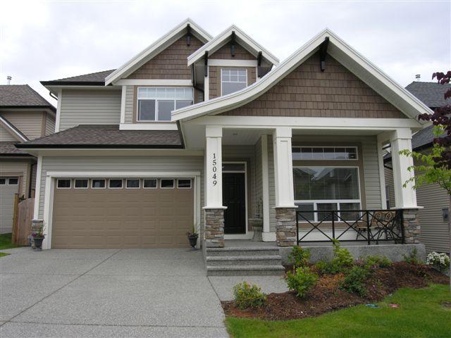 "Main Photo: 15049 61B Avenue in Surrey: Sullivan Station House for sale in ""Sullivan Heights"" : MLS®# F2714698"