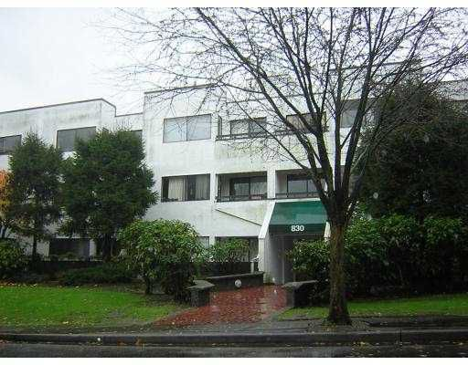 "Main Photo: 307 830 E 7TH Avenue in Vancouver: Mount Pleasant VE Condo for sale in ""FAIRFAX"" (Vancouver East)  : MLS®# V686350"