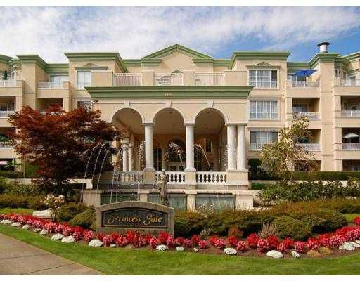 """Main Photo: 112 2995 PRINCESS Crescent in Coquitlam: Canyon Springs Condo for sale in """"PRINCESS GATE"""" : MLS®# V690973"""