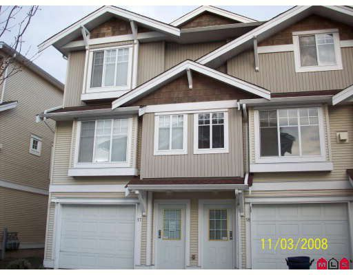 """Main Photo: 17 12110 75A Avenue in Surrey: West Newton Townhouse for sale in """"MANDALAY VILLAGE"""" : MLS®# F2807470"""