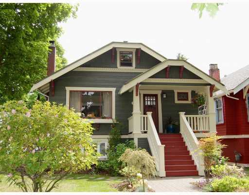 """Main Photo: 556 W 17TH Avenue in Vancouver: Cambie House for sale in """"DOUGLAS PARK"""" (Vancouver West)  : MLS®# V793976"""