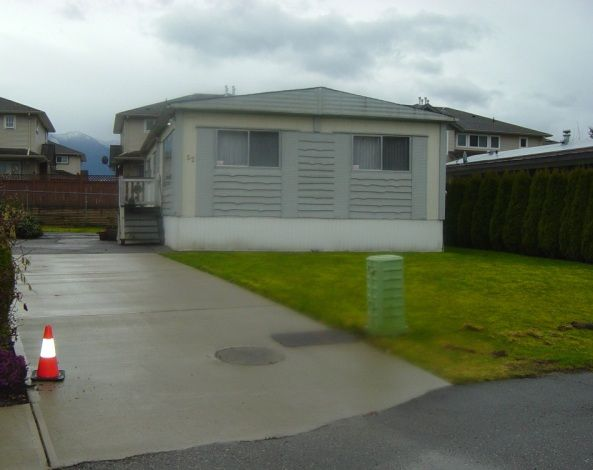 """Main Photo: 52 7610 Evans Road in Chilliwack: Manufactured Home for sale in """"Cottonwood MHP"""" (Sardis)  : MLS®# H1101139"""