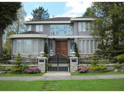 Main Photo: 6789 CYPRESS ST in Vancouver: Kerrisdale House for sale (Vancouver West)  : MLS®# V883591