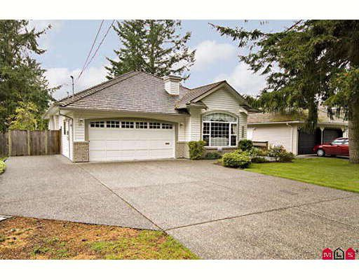 """Main Photo: 20947 44TH Avenue in Langley: Brookswood Langley House for sale in """"Uplands/Brookswood"""" : MLS®# F2813849"""
