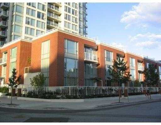 """Main Photo: 49 KEEFER Place in Vancouver: Downtown VW Townhouse for sale in """"TAYLOR"""" (Vancouver West)  : MLS®# V637663"""