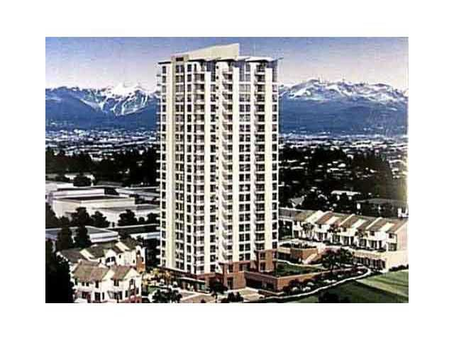 Main Photo: # 1301 7077 BERESFORD ST in Burnaby: Highgate Condo for sale (Burnaby South)  : MLS®# V849367