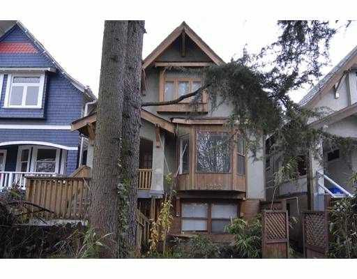 Main Photo: 2752 W 7TH Avenue in Vancouver: Kitsilano House for sale (Vancouver West)  : MLS®# V683140