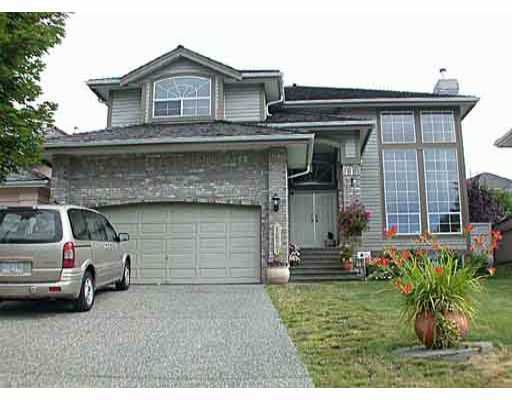 Main Photo: 1627 SALAL Crescent in Coquitlam: Westwood Plateau House for sale : MLS®# V632762