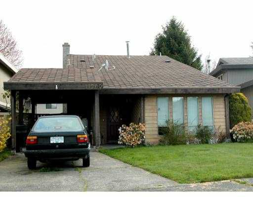 Main Photo: 11260 BARKENTINE Place in Richmond: Steveston South House for sale : MLS®# V699879