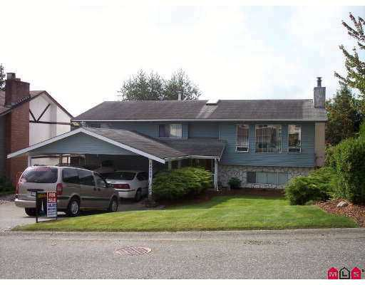 """Main Photo: 34758 CHANTRELL Place in Abbotsford: Abbotsford East House for sale in """"McMillan"""" : MLS®# F2721833"""