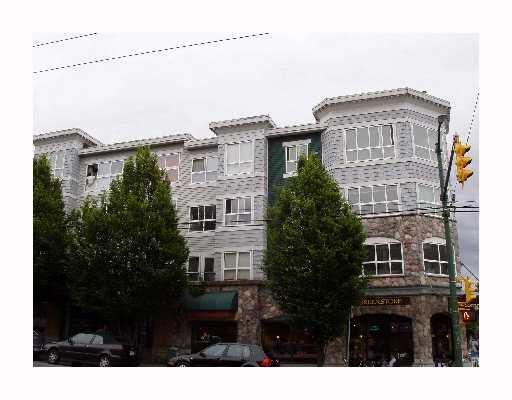 Main Photo: 413 2680 W 4TH Avenue in Vancouver: Kitsilano Condo for sale (Vancouver West)  : MLS®# V689104