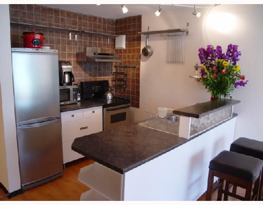"""Main Photo: 506 1330 BURRARD Street in Vancouver: Downtown VW Condo for sale in """"ANCHOR POINT 1"""" (Vancouver West)  : MLS®# V654144"""