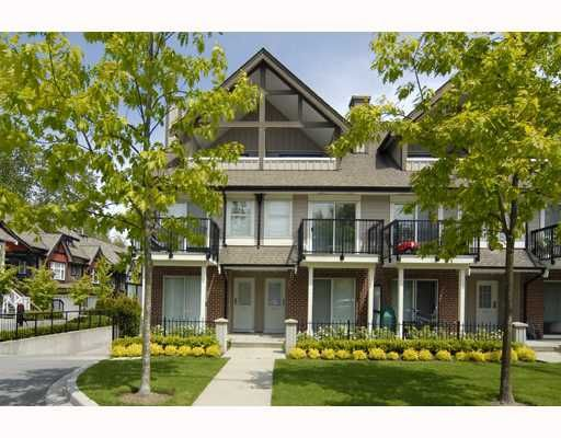 "Main Photo: 111 2780 Acadia Road in Vancouver: University VW Townhouse for sale in ""LIBERTA"" (Vancouver West)  : MLS®# V904016"