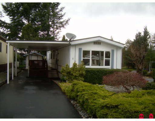 """Main Photo: 1 13650 80TH Avenue in Surrey: Bear Creek Green Timbers Manufactured Home for sale in """"LEE SIDE"""" : MLS®# F2809943"""