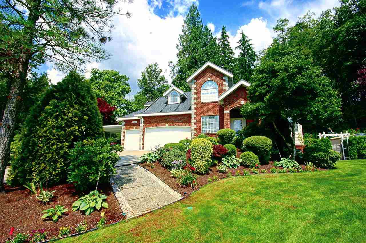 """Main Photo: 12580 261 Street in Maple Ridge: Websters Corners House for sale in """"WHISPERING FALLS"""" : MLS®# R2388798"""
