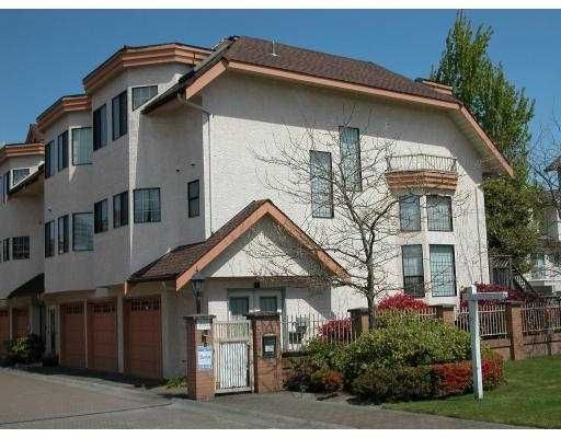 Main Photo: 1 8591 BLUNDELL Road in Richmond: Brighouse South Condo for sale : MLS®# V709313