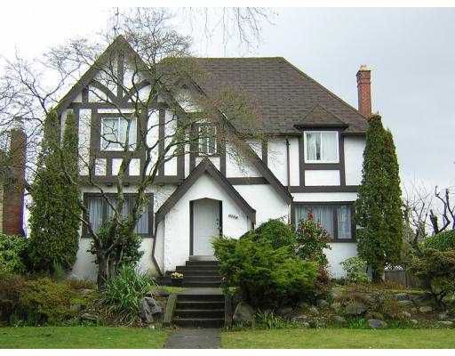 Main Photo: 5770 HUDSON ST in Vancouver: South Granville House for sale (Vancouver West)  : MLS®# V578482