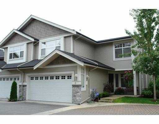 "Main Photo: 8 23343 KANAKA Way in Maple_Ridge: Cottonwood MR Townhouse for sale in ""COTTONWOOD GROVE"" (Maple Ridge)  : MLS®# V666550"