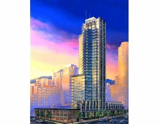 "Main Photo: 2701 1255 SEYMOUR Street in Vancouver: Downtown VW Condo for sale in ""ELAN"" (Vancouver West)  : MLS®# V668519"