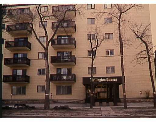 Main Photo: 605 250 WELLINGTON Crescent in WINNIPEG: Fort Rouge / Crescentwood / Riverview Condominium for sale (South Winnipeg)  : MLS®# 2404377