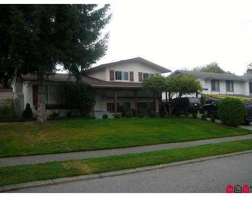 Main Photo: 4933 205TH Street in Langley: Langley City House for sale : MLS®# F2803561