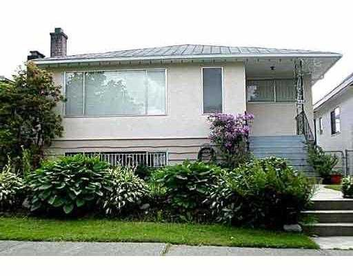 Main Photo: 3038 E 19TH Avenue in Vancouver: Renfrew Heights House for sale (Vancouver East)  : MLS®# V697388