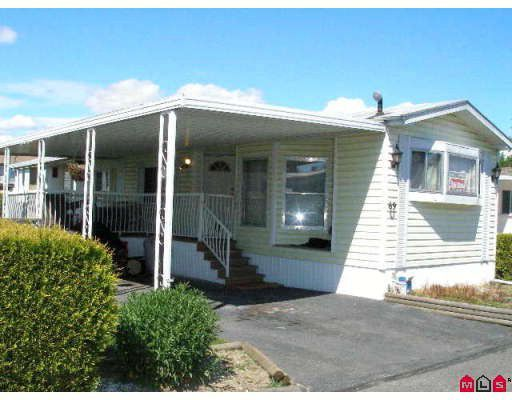 "Main Photo: 69 8254 134TH Street in Surrey: Queen Mary Park Surrey Manufactured Home for sale in ""Westwood Estates"" : MLS®# F2817244"