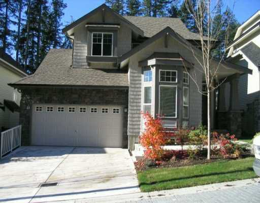 "Main Photo: 500 FOREST PARK Way in Port Moody: Heritage Woods PM House for sale in ""FOREST EDGE"" : MLS®# V619682"