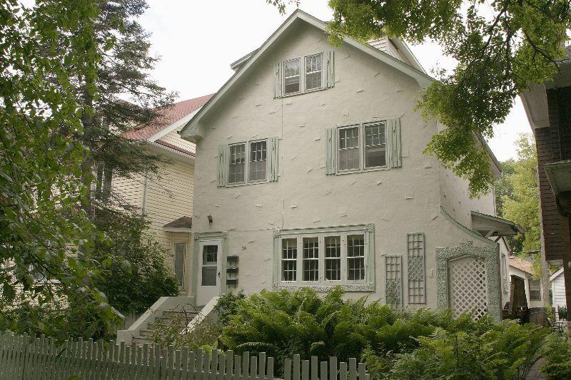 Main Photo: 38 Home Street/ Wolseley in Winnipeg: West End / Wolseley Triplex for sale (West Winnipeg)  : MLS®# 2610564